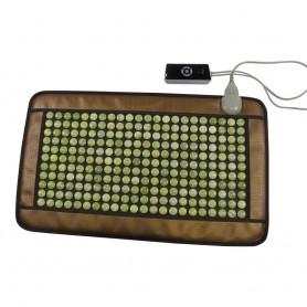 Inframadrasser   Inframadrass halvkropp med Jade sten   Värmemadrassens mått:Bredd :480 mmLängd:790 mmJade