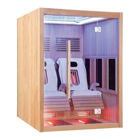 Nordic Relax Sauna för 2  personer