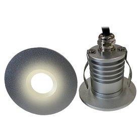 Färgade LED-spotlights 6 pack